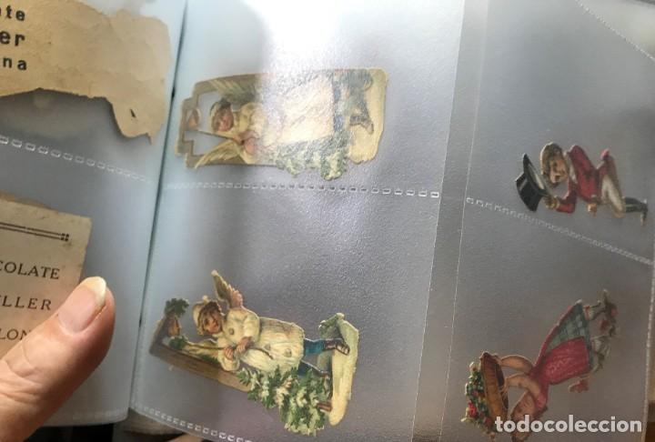 """Coleccionismo Recortables: 70 antiguos cromos """"de picar"""" - Foto 13 - 222628523"""