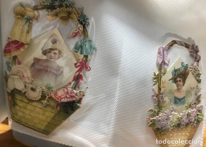 """Coleccionismo Recortables: 70 antiguos cromos """"de picar"""" - Foto 19 - 222628523"""