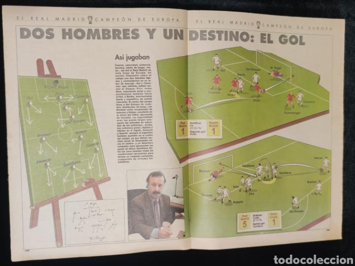 RECORTE,PERIODICO ABC. DOS HOMBRES Y UN DESTINO: EL GOL. (Coleccionismo - Otros recortables)