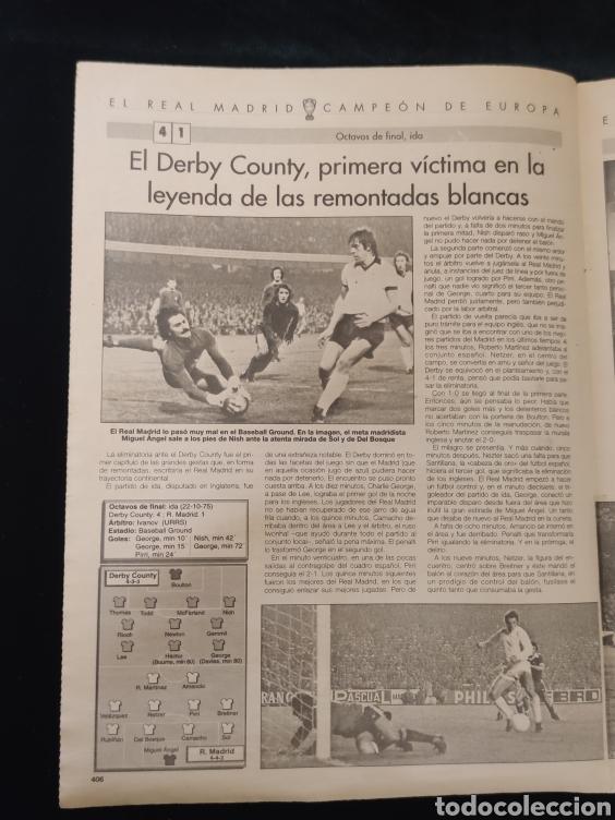 Coleccionismo Recortables: Recorte. El Real Madrid,campeon de europa,periodico ABC. - Foto 2 - 222648801