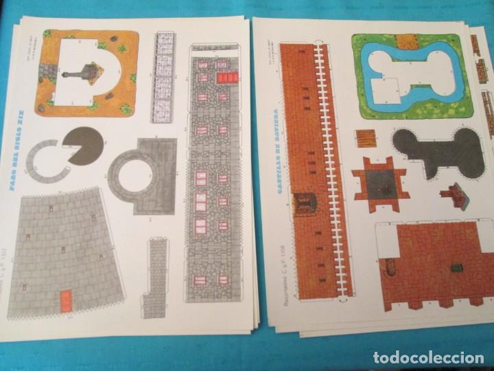 Coleccionismo Recortables: RECORTABLES C Y P LOTE - Foto 2 - 223776958