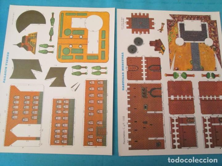 Coleccionismo Recortables: RECORTABLES C Y P LOTE - Foto 5 - 223776958