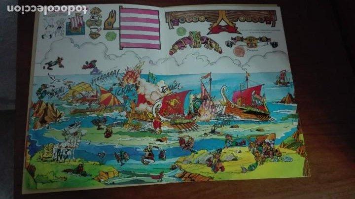 Coleccionismo Recortables: Asterix y Obelix II Batalla en el mar - Foto 3 - 223957890