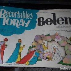 Collectionnisme Images à Découper: RECORTABLE TORAY BELEN. Lote 224035655