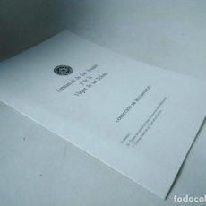 Coleccionismo Recortables: SEMANA SANTA ZARAGOZA. RECORTABLES HERMANDAD SAN JOAQUÍN. Lote 233437585
