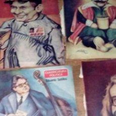Coleccionismo Recortables: PERIÓDICO ABC ANTIGUOS. Lote 241310700
