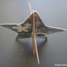 Coleccionismo Recortables: ESTRELLA TRIDIMENSIONAL 3D. Lote 242006645