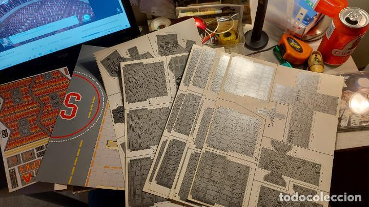 Coleccionismo Recortables: MAQUETA RECORTABLE DEL CPX-3 SPIGRAHF - Foto 4 - 243008040