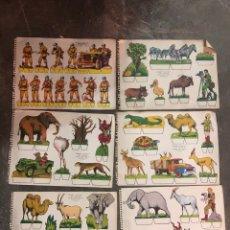 Coleccionismo Recortables: RECORTES KIKI LOLO EDITORIAL ROMA. Lote 285376908
