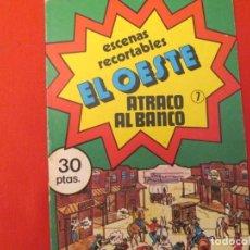 Coleccionismo Recortables: ASALTO AL BANCO BAUSAN 1979. Lote 287062008