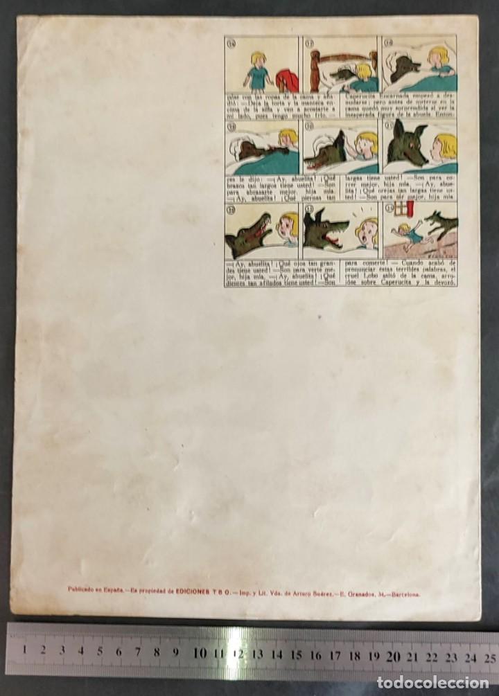 Coleccionismo Recortables: 4 RECORTABLES TBO Colecc.completa de Magister 1940 - Foto 6 - 287918658