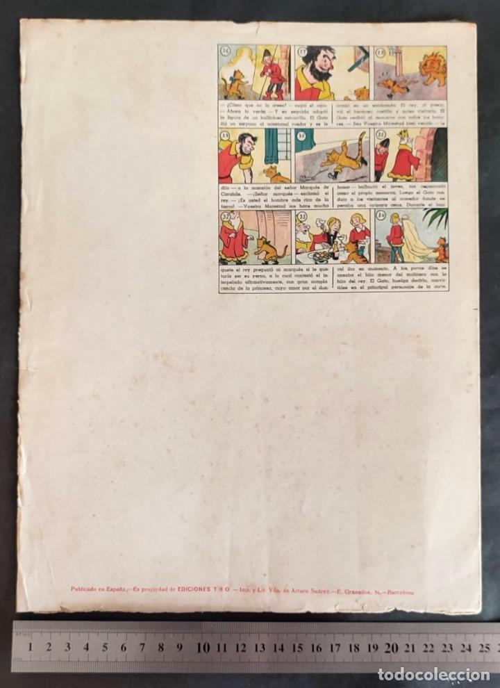 Coleccionismo Recortables: 4 RECORTABLES TBO Colecc.completa de Magister 1940 - Foto 8 - 287918658