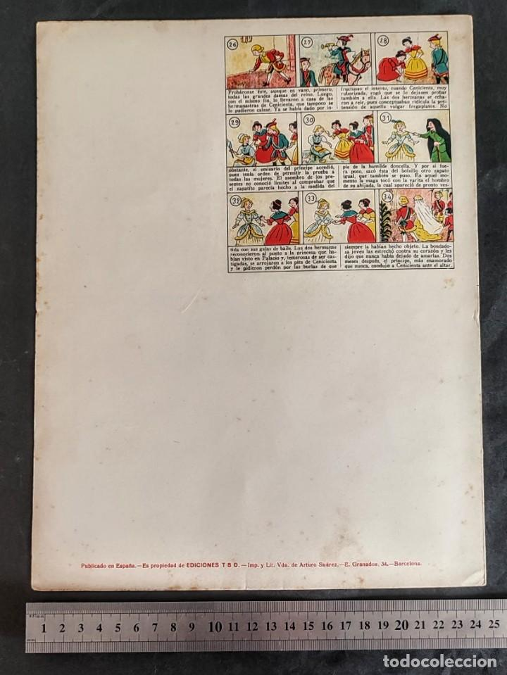 Coleccionismo Recortables: 4 RECORTABLES TBO Colecc.completa de Magister 1940 - Foto 11 - 287918658