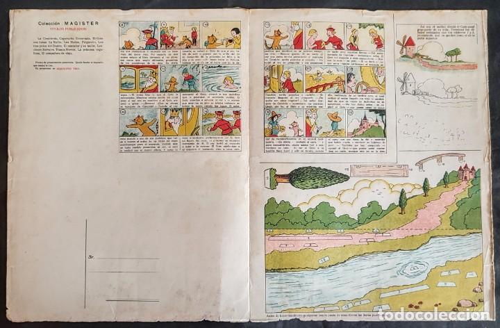 Coleccionismo Recortables: 4 RECORTABLES TBO Colecc.completa de Magister 1940 - Foto 13 - 287918658