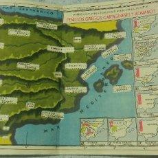 Coleccionismo Recortables: RECORTABLE FENICIOS GRIEGOS CARTAGINESES Y ROMANOS CONSTRUCCIONES CALLEJA 4º SERIE Nº 2. Lote 293672478