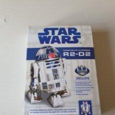 Coleccionismo Recortables: STARS WARS: CONSTRUYE TU PROPIO R2-D2. Lote 295500078