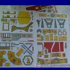 Coleccionismo Recortables: RECORTABLES EDITORIAL ROMA. Lote 26523189