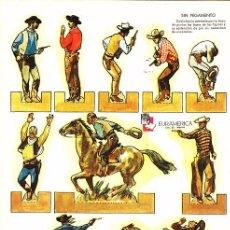 Coleccionismo Recortables: RECORTABLES ZAS SERIE A Nº 2. Lote 7189664