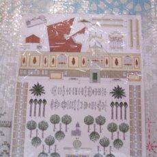 Coleccionismo Recortables: ESCOLA PERE VILA. BARCELONA. 50 X 35 CM. ( 4 LAM). Lote 7535311