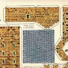 Coleccionismo Recortables: RECORTABLE DE CONSTRUCCIONES: RECORTES KIKI - LOLO, DE ED.ROMA NUM.2. Lote 9393428