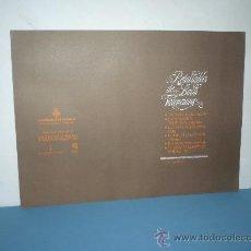 Coleccionismo Recortables: RECORTABLE DE BAILES TIPICOS VALENCIANOS CON 6 PAGINAS. Lote 10569769