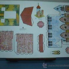 Coleccionismo Recortables: RECORTABLE EDITORIAL ROMA TAMAÑO 260X390 Nº7 . Lote 10621177