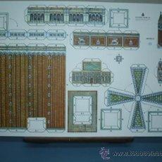 Coleccionismo Recortables: RECORTABLE EDITORIAL ROMA TAMAÑO 260X390 Nº6. Lote 10621505