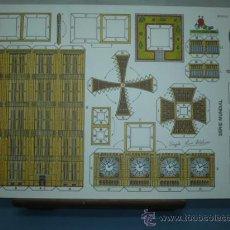 Coleccionismo Recortables: RECORTABLE VIRGILIO LUIS ESTEBAN TAMAÑO 260X390 SERIE MUNDIAL. Lote 10621735