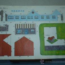 Coleccionismo Recortables: RECORTABLE EVA TAMAÑO 300X450 Nº 2302 GRANJA. Lote 10623337