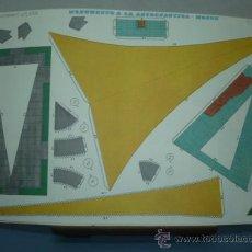 Coleccionismo Recortables: RECORTABLE C. Y P. TAMAÑO 300X450 Nº 2109 MONUMENTO A LA ASTRONAUTICA-MOSCU. Lote 10623700