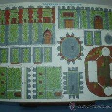 Coleccionismo Recortables: RECORTABLE C. Y P. TAMAÑO 300X450 Nº 2110 CASTILLO DEL SIGLO XV. Lote 10623710