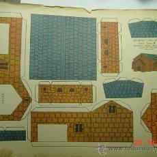 Coleccionismo Recortables: 9165 RECORTABLE IGLESIA ROMANICA - EDIT ROMA AÑOS 1960 MAS EN MI TIENDA C&C. Lote 13829208