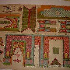 Coleccionismo Recortables: RECORTABLE MARCA EL TORO. Lote 20024609
