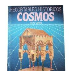 Coleccionismo Recortables: RECORTABLES HISTORICOS COSMOS - 9 EL ISLAM - SALVATELLA - CON TEXTOS DE LA HISTORIA DEL ISLAM. Lote 27557233