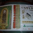 Coleccionismo Recortables: RECORTABLE LA SEU DE MANRESA 2ª EDICIÓ 4 HOJAS. Lote 160444288