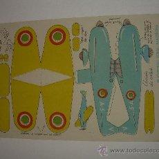 Coleccionismo Recortables: ANTIGUO RECORTABLE CONSTRUCCIONES FERNANDITO . Lote 17878588