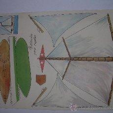 Coleccionismo Recortables: ANTIGUO RECORTABLE CONSTRUCCIONES FERNANDITO. Lote 17878689
