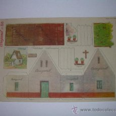 Coleccionismo Recortables: ANTIGUO RECORTABLE (CEREGUMIL). Lote 17879089
