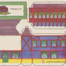 Coleccionismo Recortables: CONSTRUCCIONES ROSITA (12,5X17,5) EDITORIAL ROMA.. Lote 19647890
