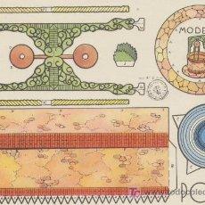 Coleccionismo Recortables: CONSTRUCCIONES ROSITA. POZO. (12,5X17,5) EDITORIAL ROMA.. Lote 19660730