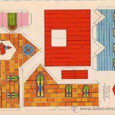Coleccionismo Recortables: RECORTABLE EDITORIAL ROMA - RECORTES