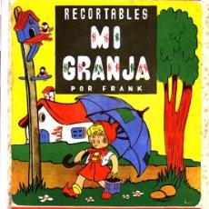 Coleccionismo Recortables: RECORTABLES MI GRANHA EDITORIAL TRIUNFO. Lote 24155502