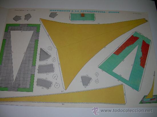 Coleccionismo Recortables: BLOC DE 10 RECORTABLES DE CONSTRUCCIONES....DEL Nº. 2101 AL 2110 - Foto 9 - 28006693