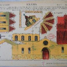 Coleccionismo Recortables: LA TIJERA.SERIE 5. Lote 28210842