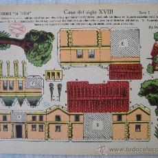 Coleccionismo Recortables: LA TIJERA.SERIE 5. Lote 28210907