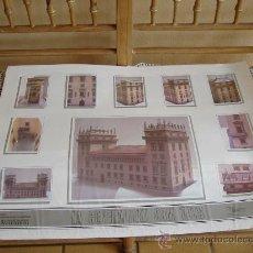 Coleccionismo Recortables: PALAU DE LA GENERALITAT VALENCIANA. Lote 28554740