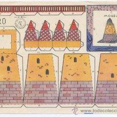 Coleccionismo Recortables: RECORTABLE *ROSITA* - SERIE CASAS Nº 24 - *FARO* - EDT. ROMA. Lote 195168507