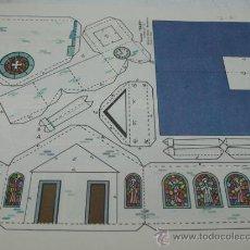 Coleccionismo Recortables: RECORTES -BABY - IGLESIA Nº10 -EDITORIAL ROMA-BARCELONA-. Lote 30187456