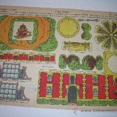 Coleccionismo Recortables: RECORTABLES LA TIJERA.. Lote 32354605