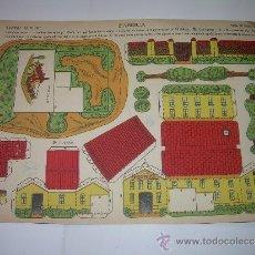 Coleccionismo Recortables: RECORTABLES LA TIJERA.. Lote 32354633